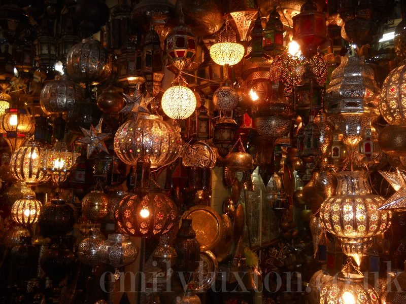 Exploring the Souqs and Djemma El Fna in Marrakech