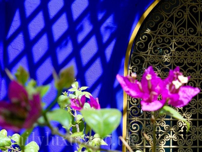 Jardins Majorelle in Marrakech