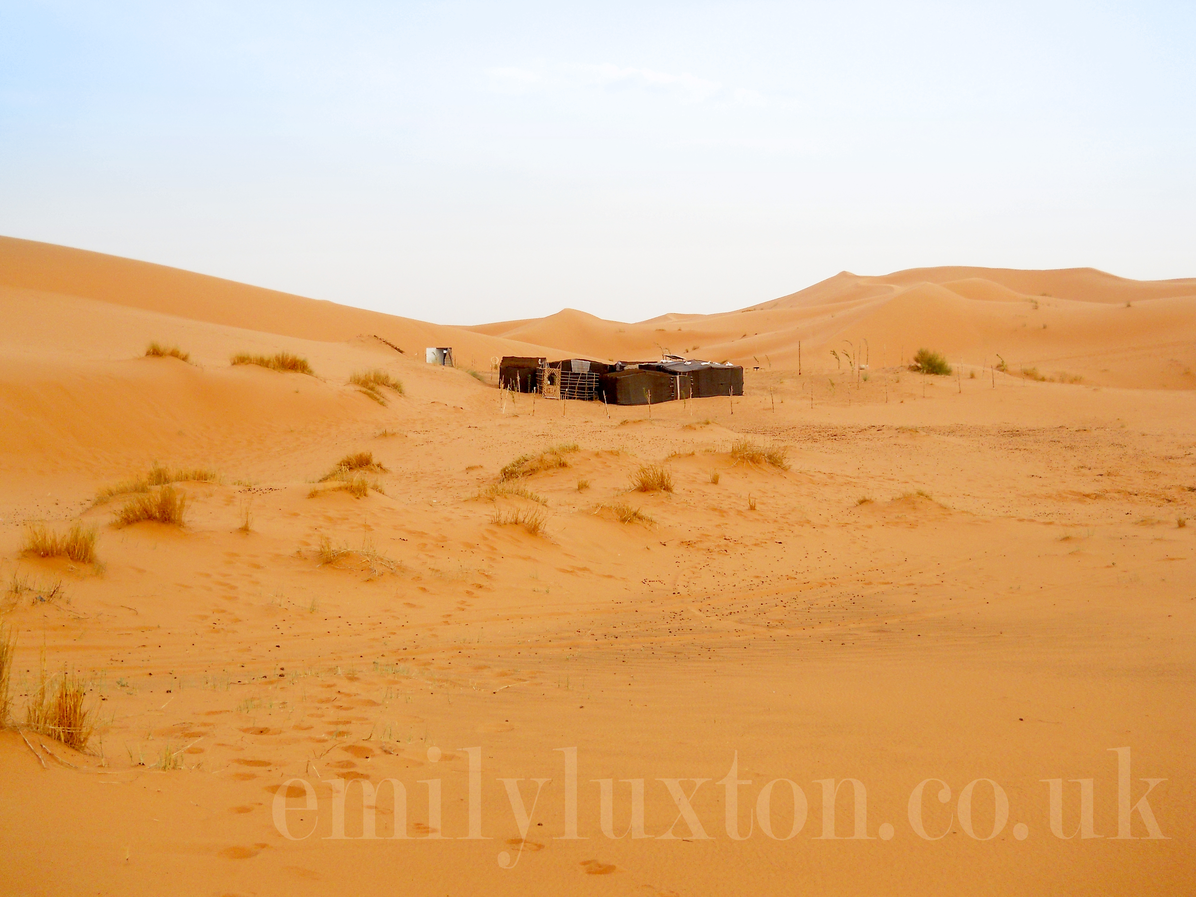 Camel Trek and Camping in Merzouga, Morocco