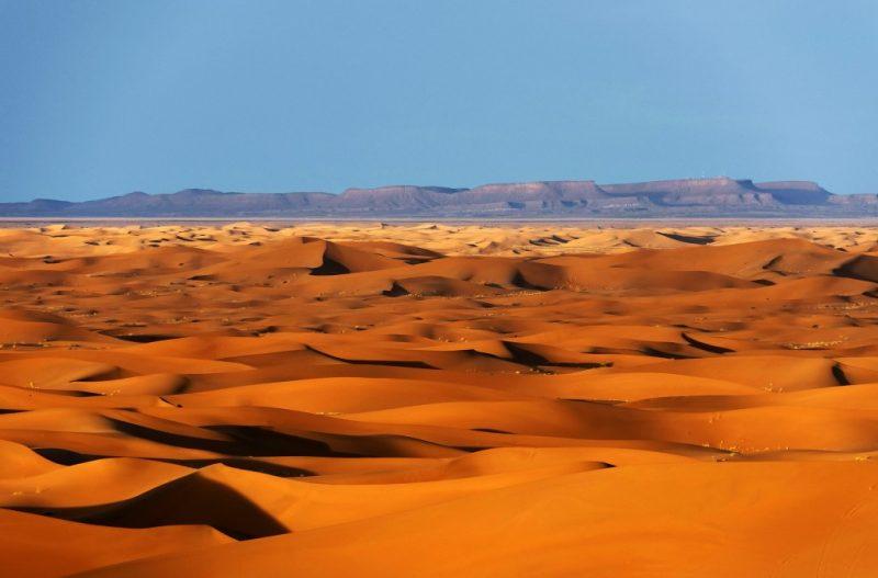 best desert in morocco