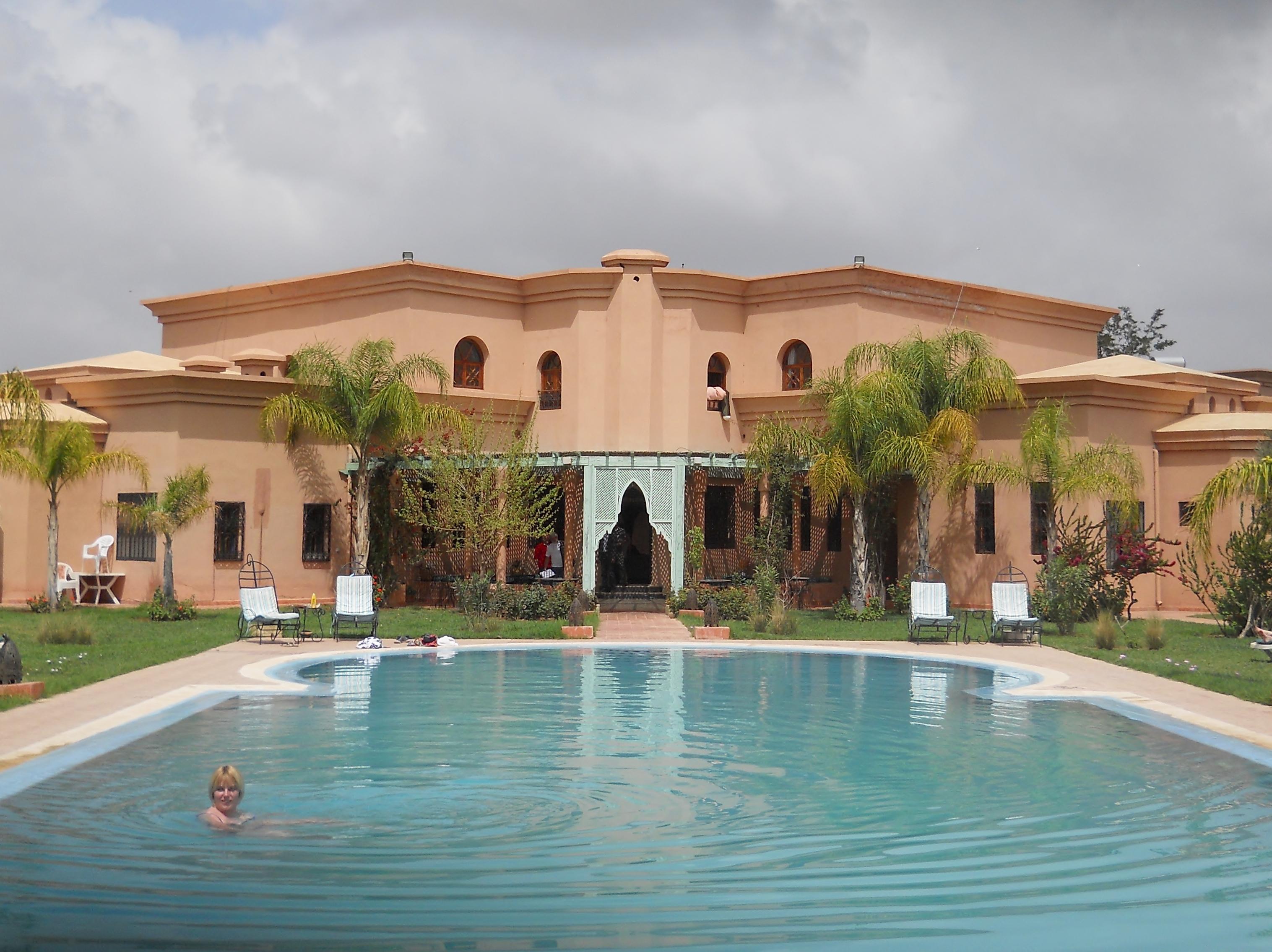 Morocco - Days Eight and Nine – La Palmerie