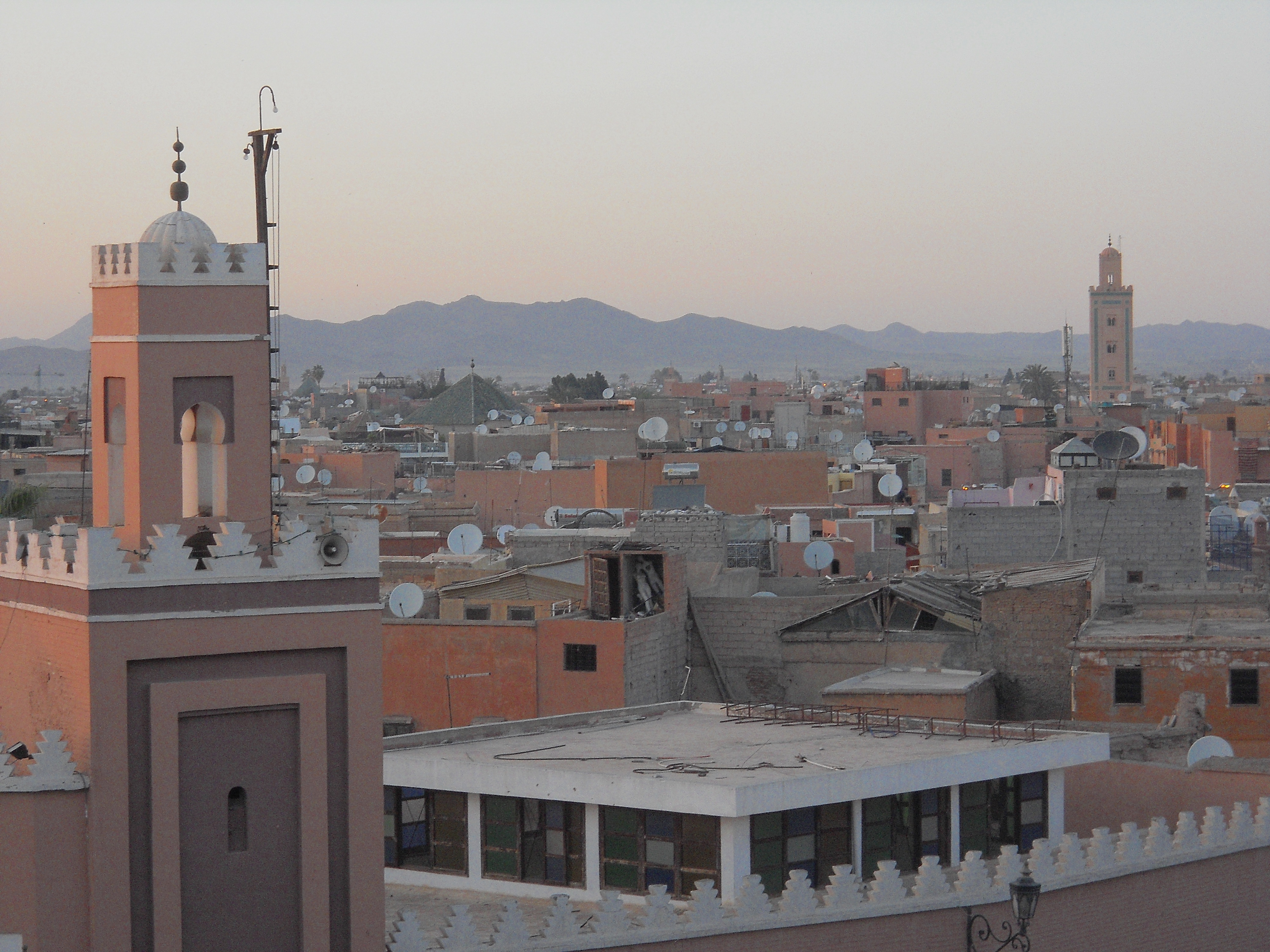Morocco - Day Ten - Final Day and revisiting Marrakech