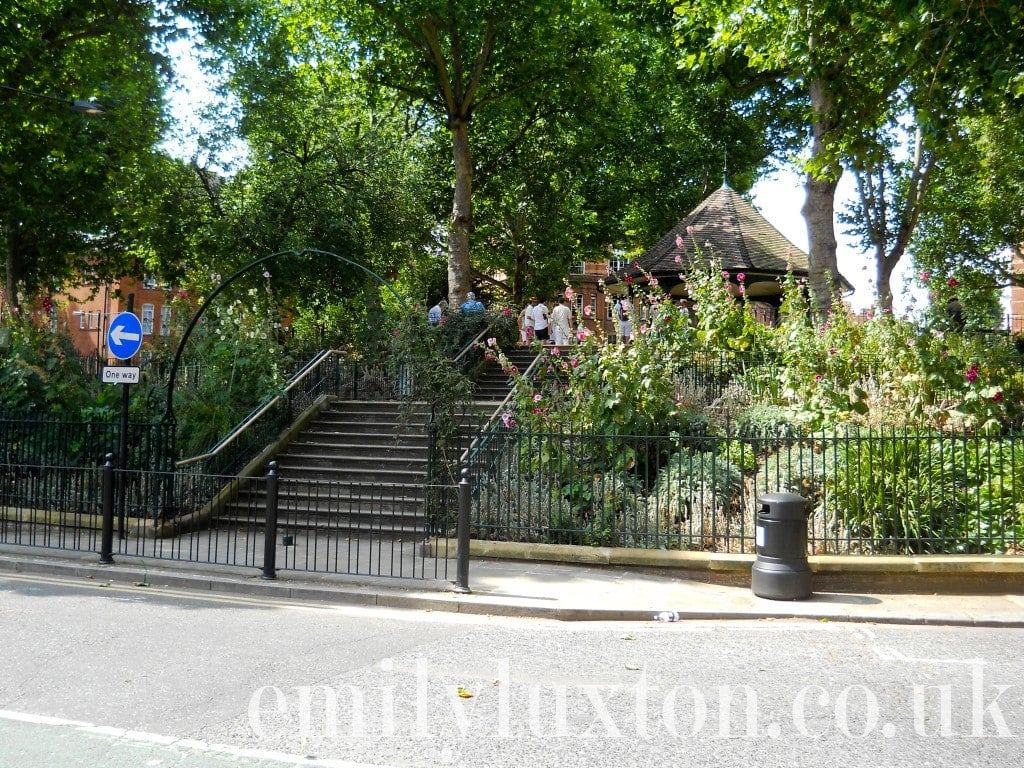 East London Self Guided Walking Tour