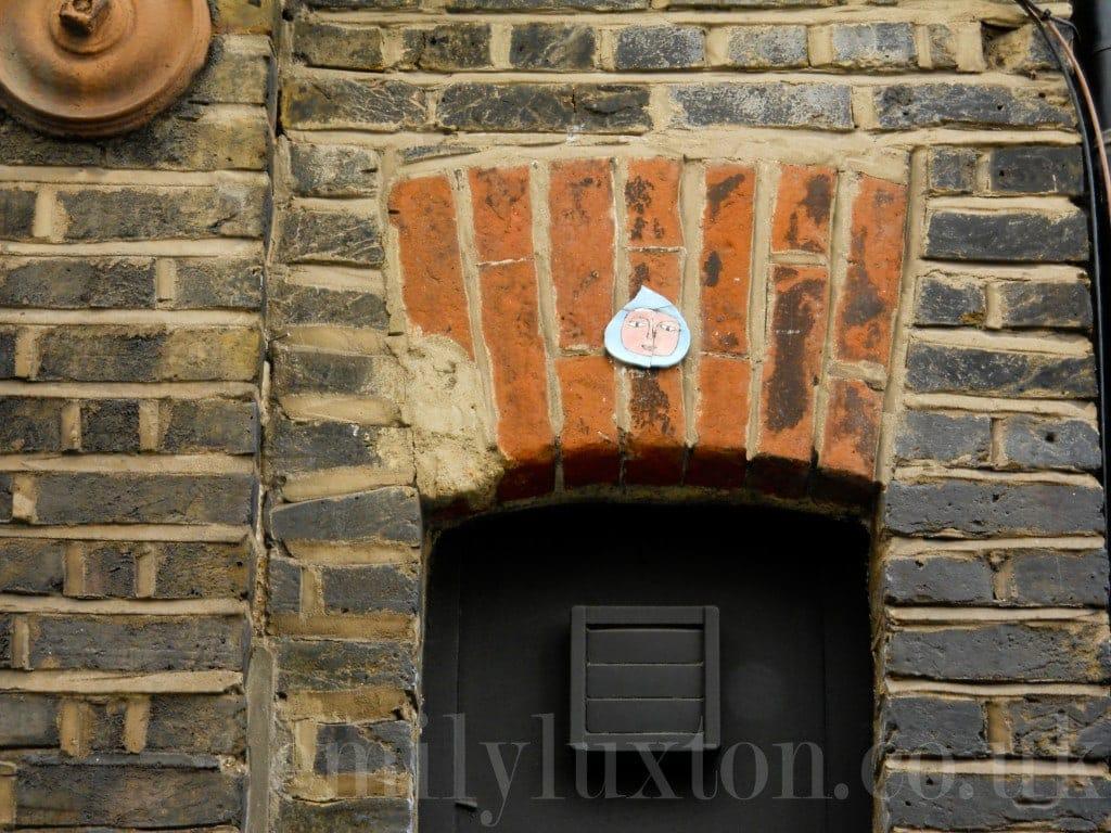 Boundary Passage street art east london