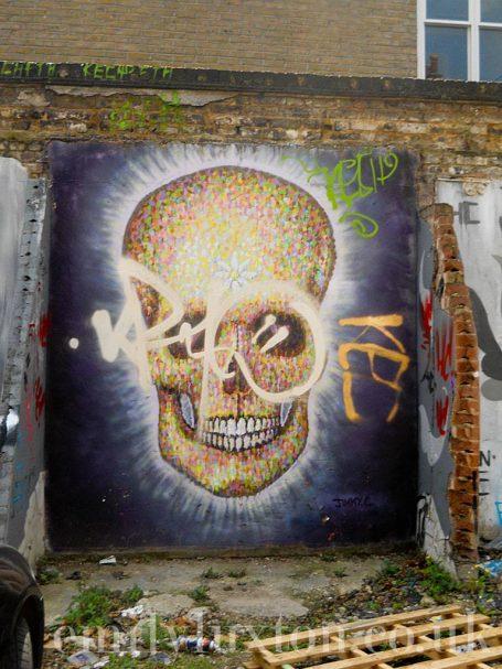 Brick Lane Street Art - Self-Guided Walking Tour (with Map)