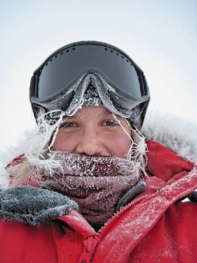Working in Antarctica - a Blogger's Experience