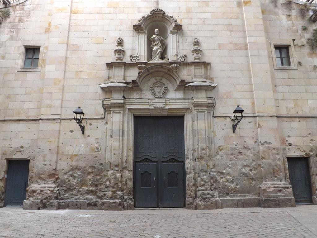 2 days in barcelona barrio gotico