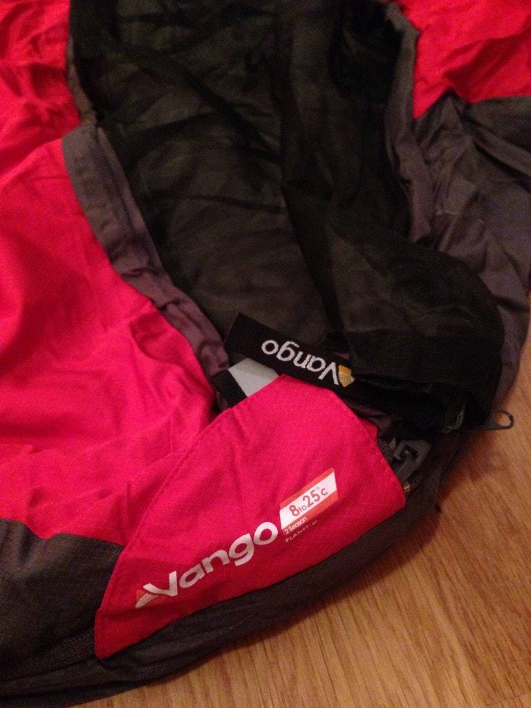 Review: Vango Planet 100 Sleeping Bag