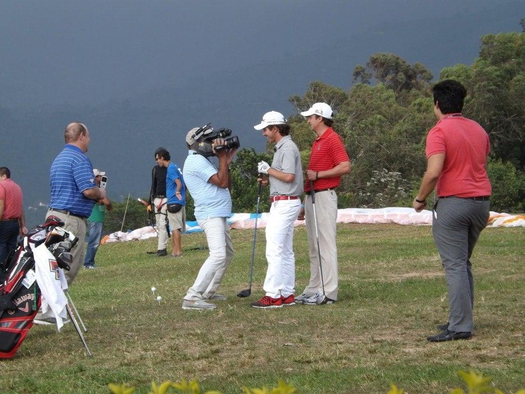 Golfers Paragliding, Bucaramanga