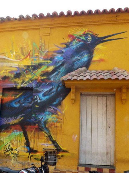 Cartagena - Graffiti