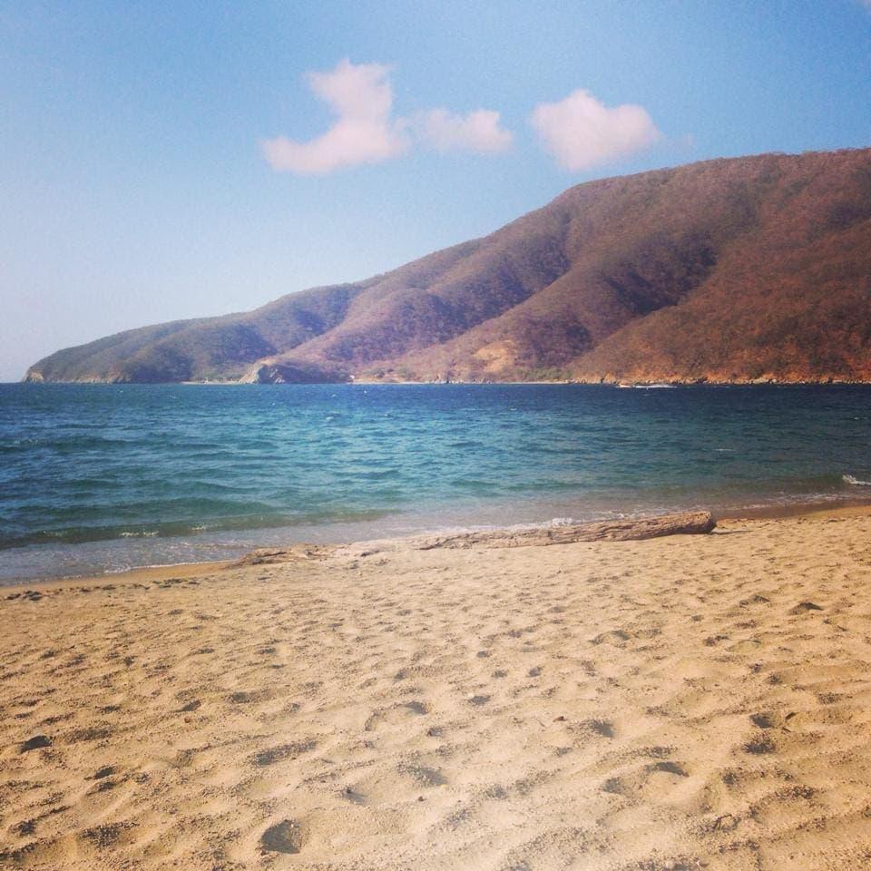 Bahia Concha Bay in Santa Marta