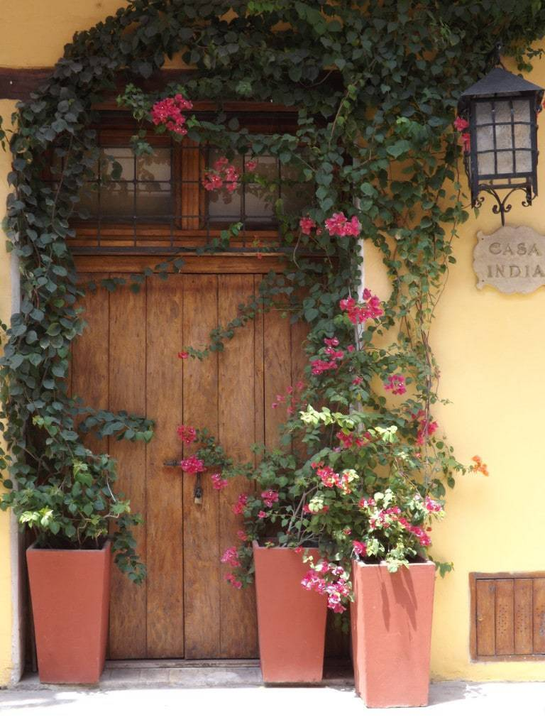 Cartagena - door