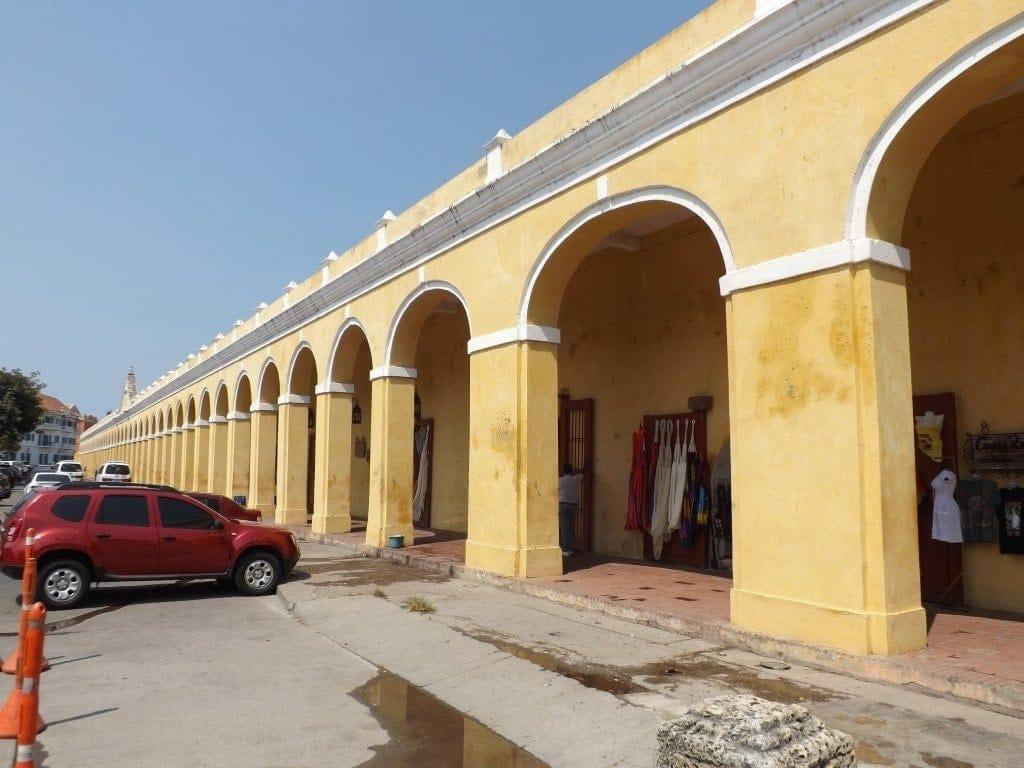 Cartagena, Bovedas