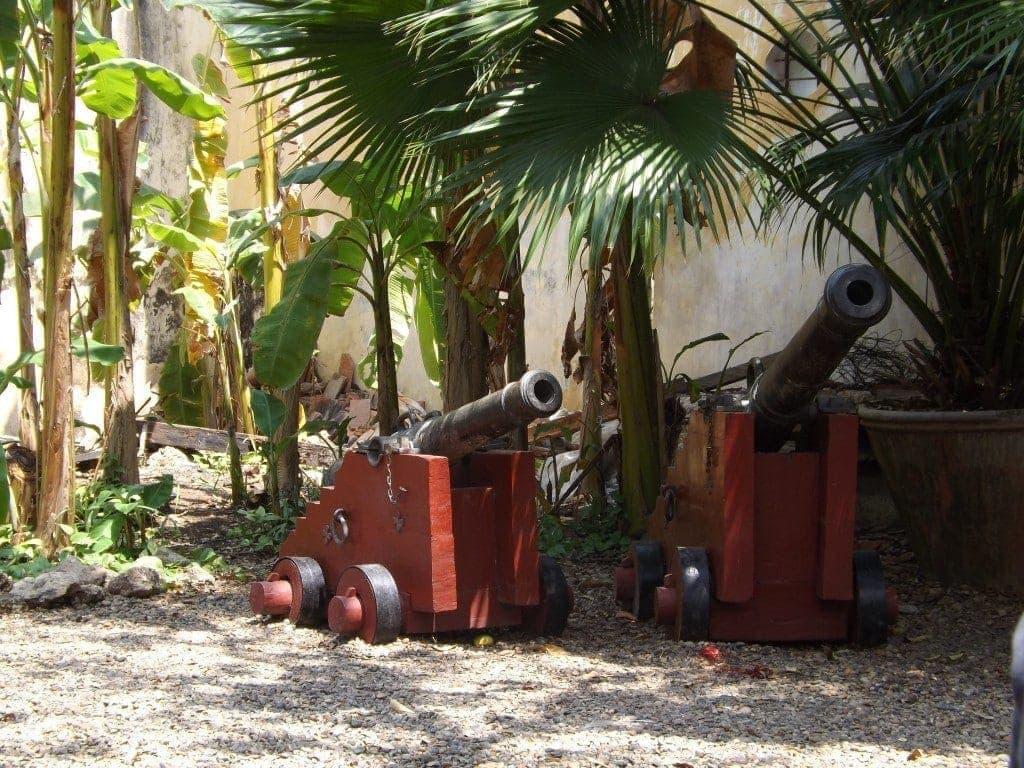 Cartagena, Palacio de la Inquisicion