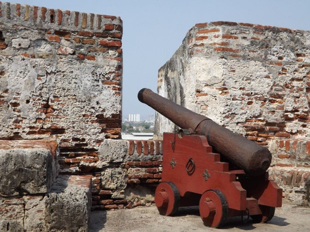 Cartagena, Castillo San Felipe