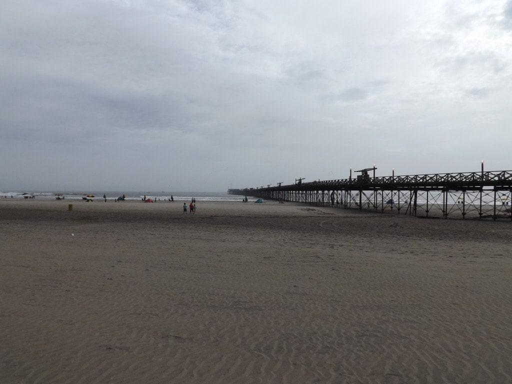Pimentel Beach, Chiclayo