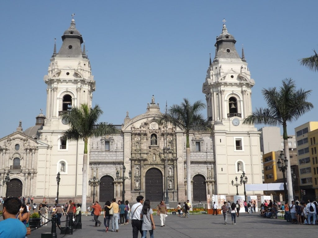 best things to do in lima
