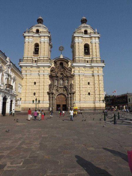 Lima - San Francisco Church