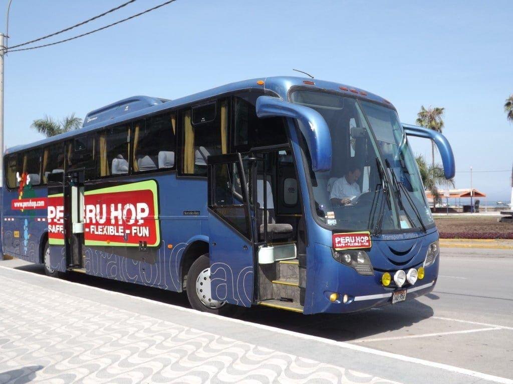 Review: Peru Hop Bus Tour