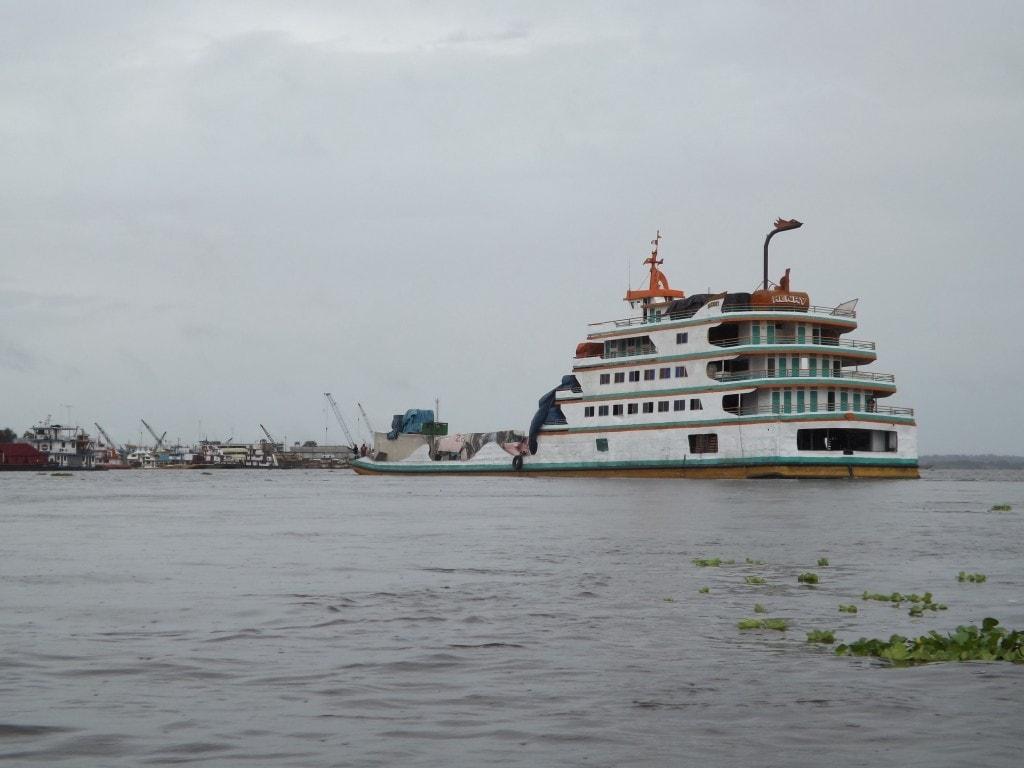 Iquitos - port