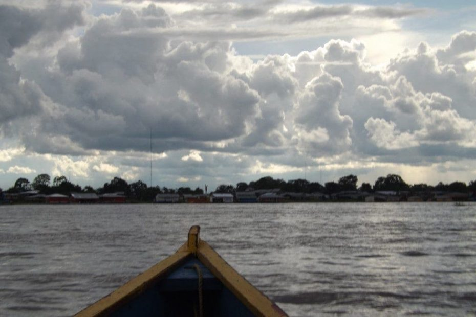 Sailing the Amazon River - Part One