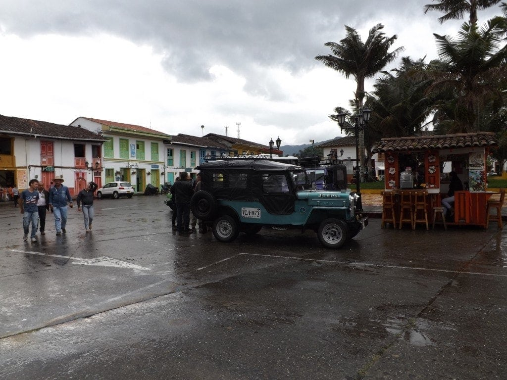 Salento - Plaza
