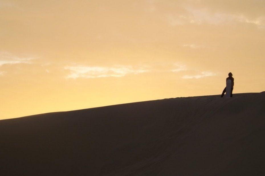 Adrenaline Overload in Huacachina