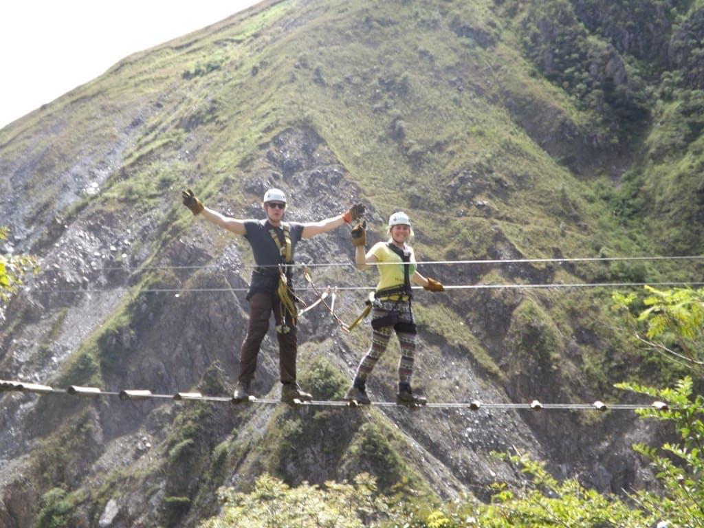Inca Jungle Trek Day Three