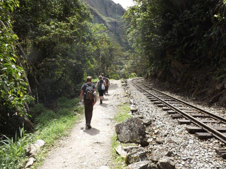 Inca Jungle Trek - Day One