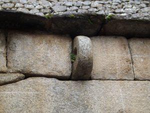 Machu Picchu, door hinge