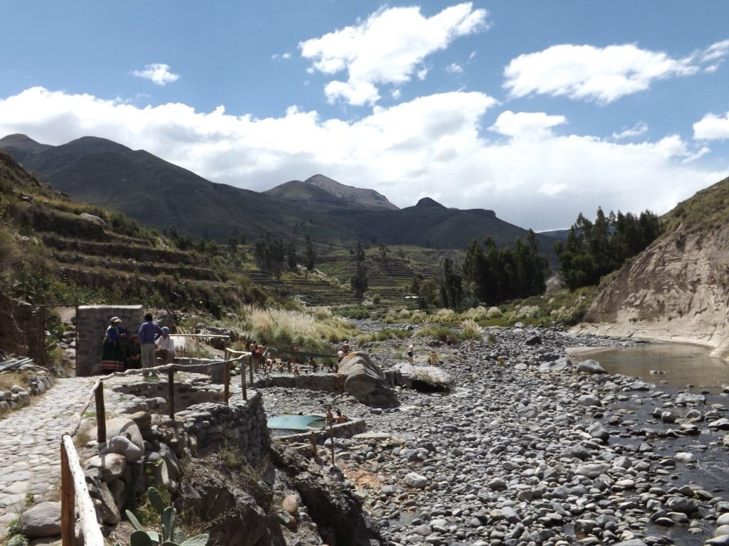Colca Day Three, Hot Springs