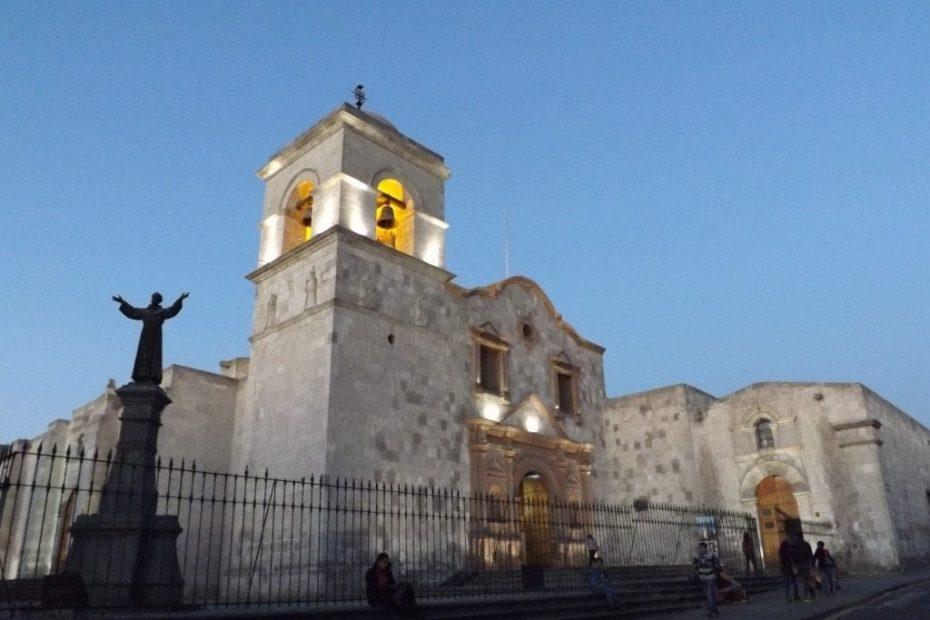 Arequipa Walking Tour