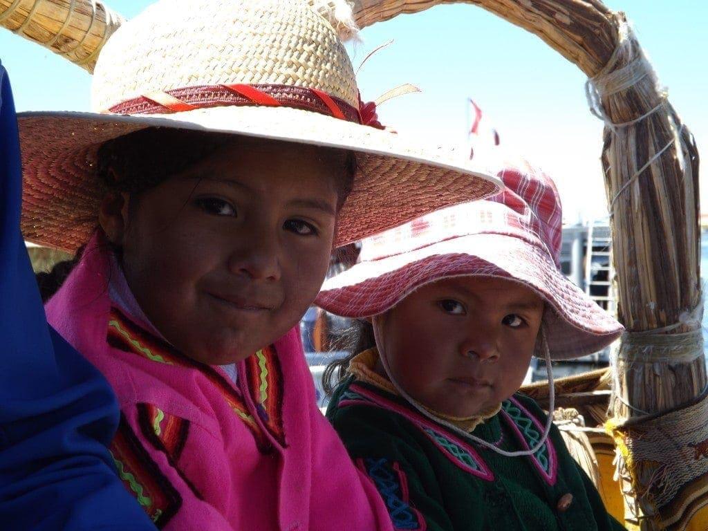 Floating Islands, Lake Titicaca