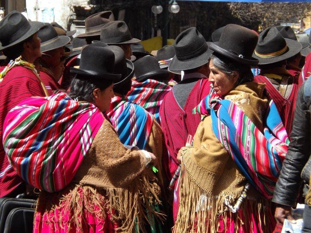 Labour Day, La Paz