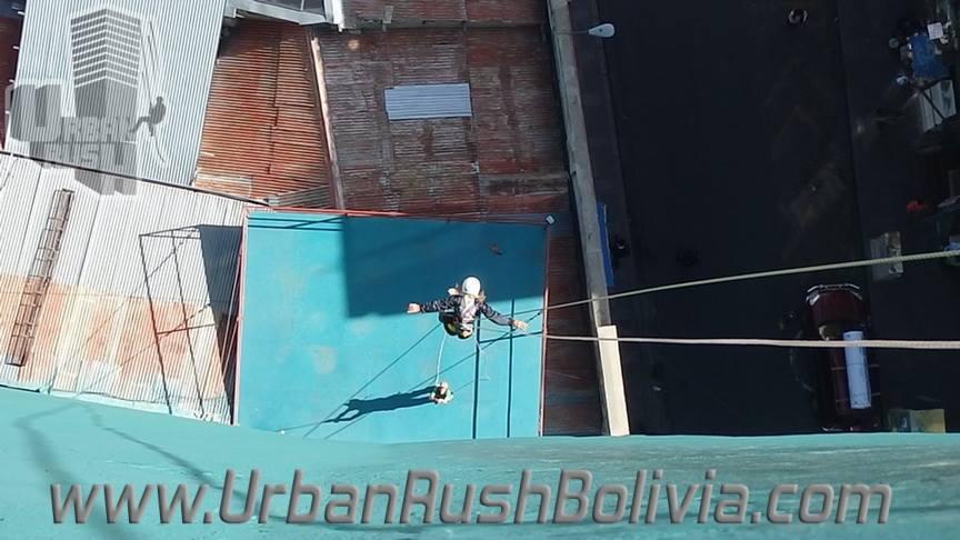 Urban Rush Freefall