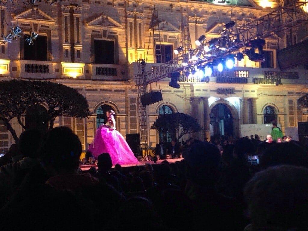 Sucre Fashion Show