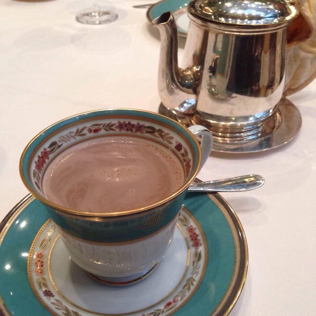 Afternoon Tea, Alvear Palace