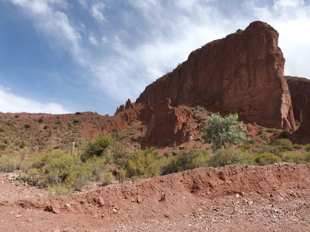Tupiza - El Canyon