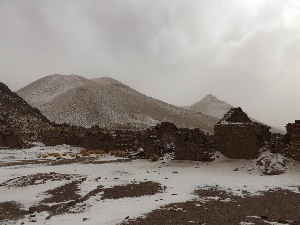 Pueblo Fantasmo, Salar Trip Day One