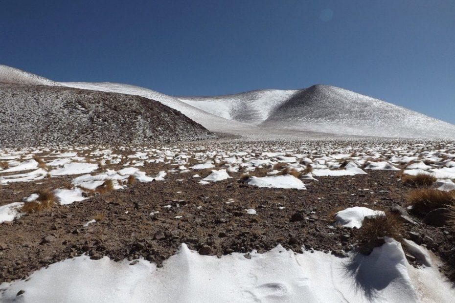 Salar de Uyuni Tour, Day Two - Lakes and Mountains