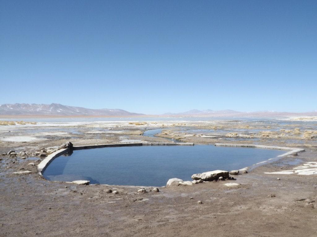 Bolivia salt flats tour