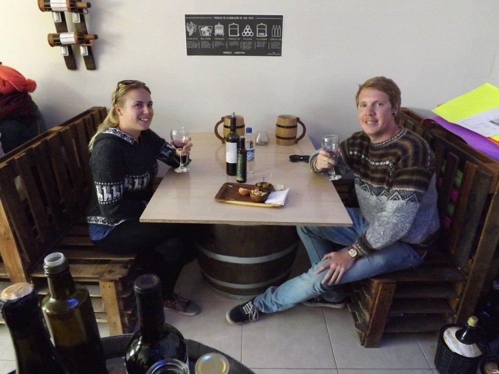 Mendoza Wine Tour - La Botella