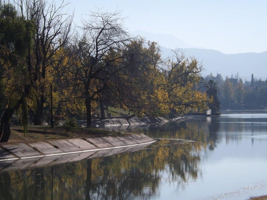 Mendoza - Parque San Martin