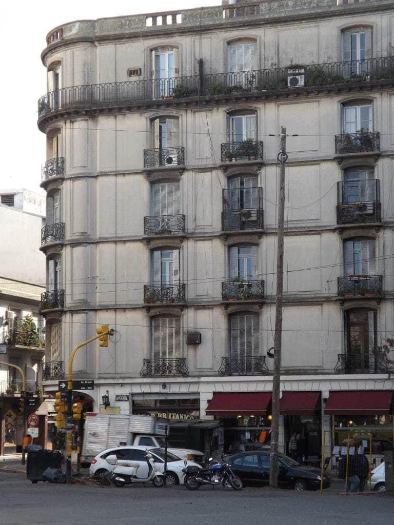 San Telmo, Biking Buenos Aires