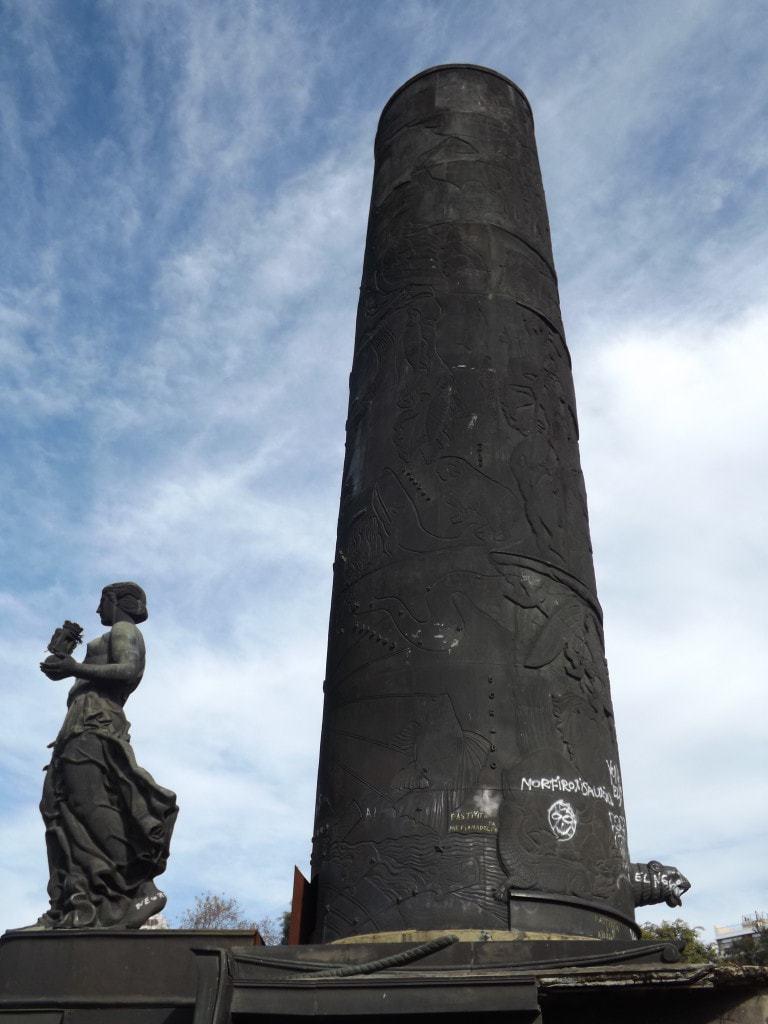 Friendship Monument, Biking Buenos Aires