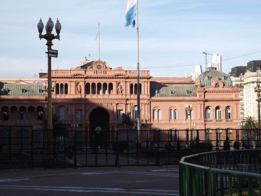 Casa Rosada, Biking Buenos Aires