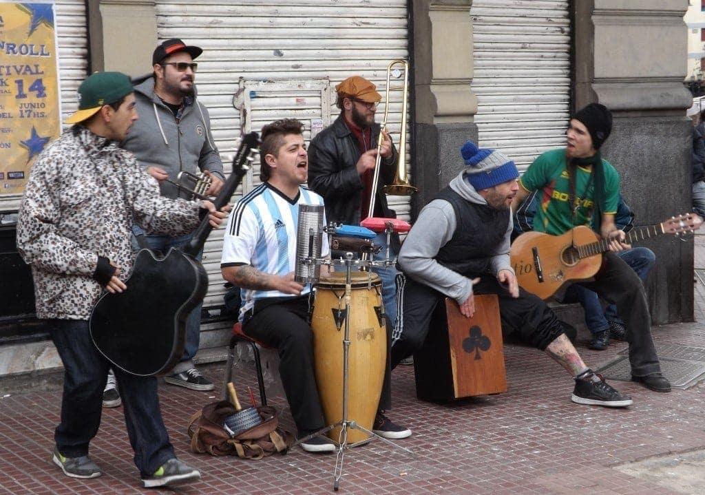 San Telmo Market Buenos Aires