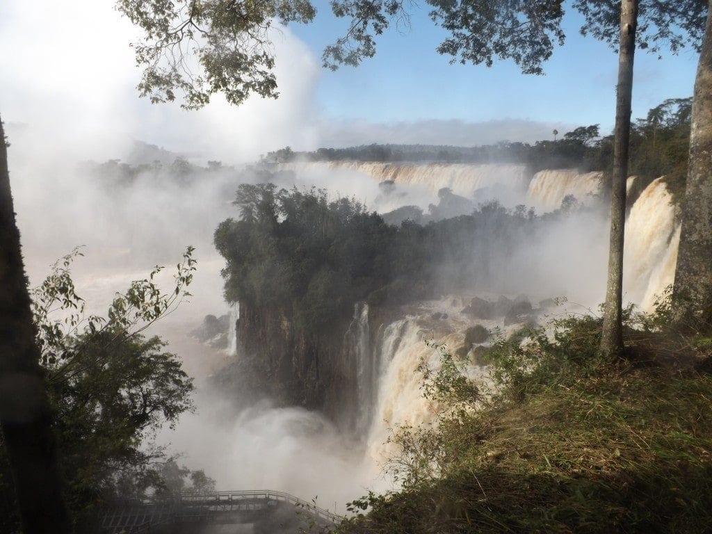 Iguassu Falls Argentina Side - What to Expect