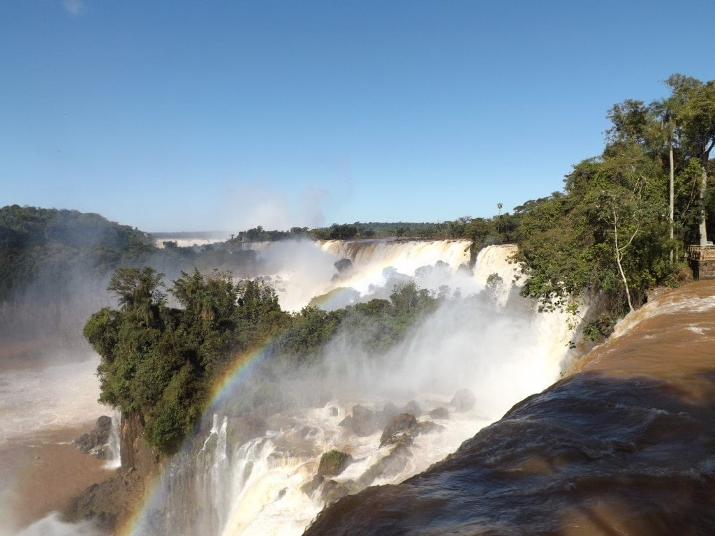 Iguassu Falls Argentina Side - What to Expect