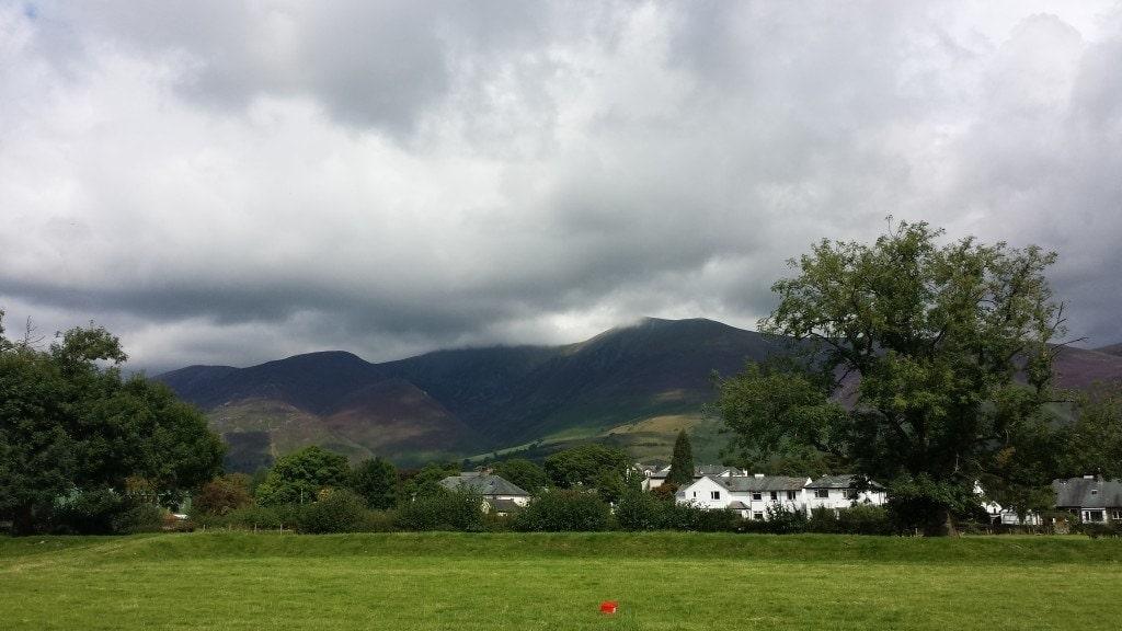 Just Outside Keswick, Lake District